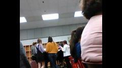 Choir Teachers Tries To Play
