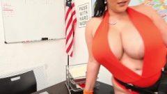 Enormous Tit School Girls Angelina Castro Find Teachers Strapon