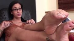 Teacher's Hot Feet – JOI Foot Humiliation Roleplay
