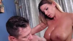 Reluctant Teacher Gets Taught A Lesson BROOKLYN CHASE & LAZ FYRE