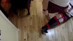 Guy In School Uniform Tightly Roped Up And Gagged And Abandoned Version 3 Webcam 2