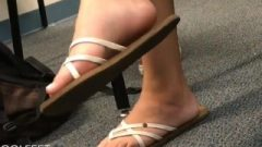Candid Young Feet Caught In School *like For More Videos*