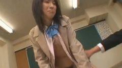 Titillating Geniune Nippon School Chick Mari Part3