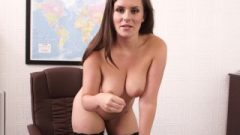 Filthy Head Teacher Pulls You Into Her Office And Instructs You To Wank!