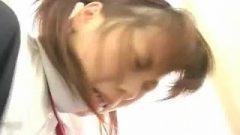Asian School Slut Loli Chikan 04