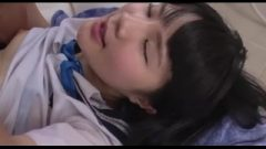 Jav Nubile Sasaki Oiled Up Shaved Twat Bangs In Uniform Uncensored Action