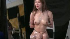 Asian Model 依依 Yiyi – Bondage Shoot Bts