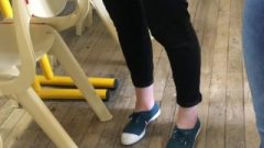 Candid Shoes Benison At University