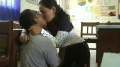 Kiss My Girlfriend In The School Room