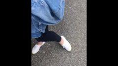 Bensimon Shoes Candid At University