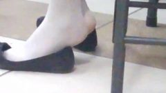 Shoeplay In College 4