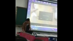 Porn In University While Teaching By Professor